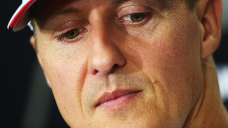 Illustration for article titled Michael Schumacher In Critical Condition After Cerebral Hemorrhage