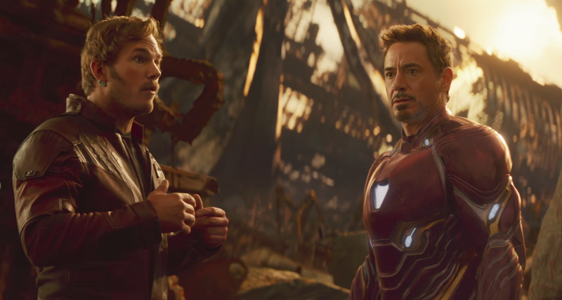 Illustration for article titled Avengers: Infinity War is already demolishing presale ticket records