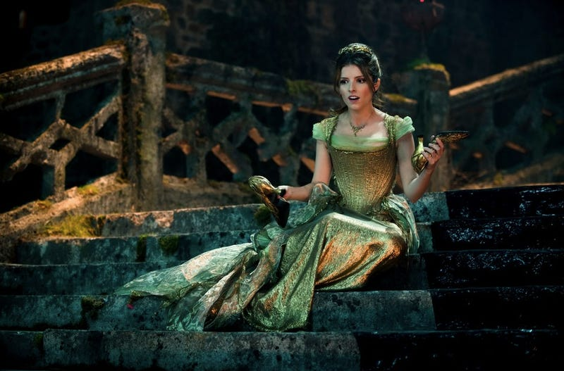"""Illustration for article titled Nervous About To Into The Woods? Listen To """"On The Steps Of The Palace"""""""
