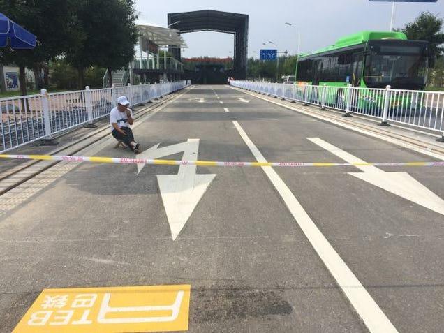 La prueba generó más dudas que certezas. Imagen: Xinhua News Agency