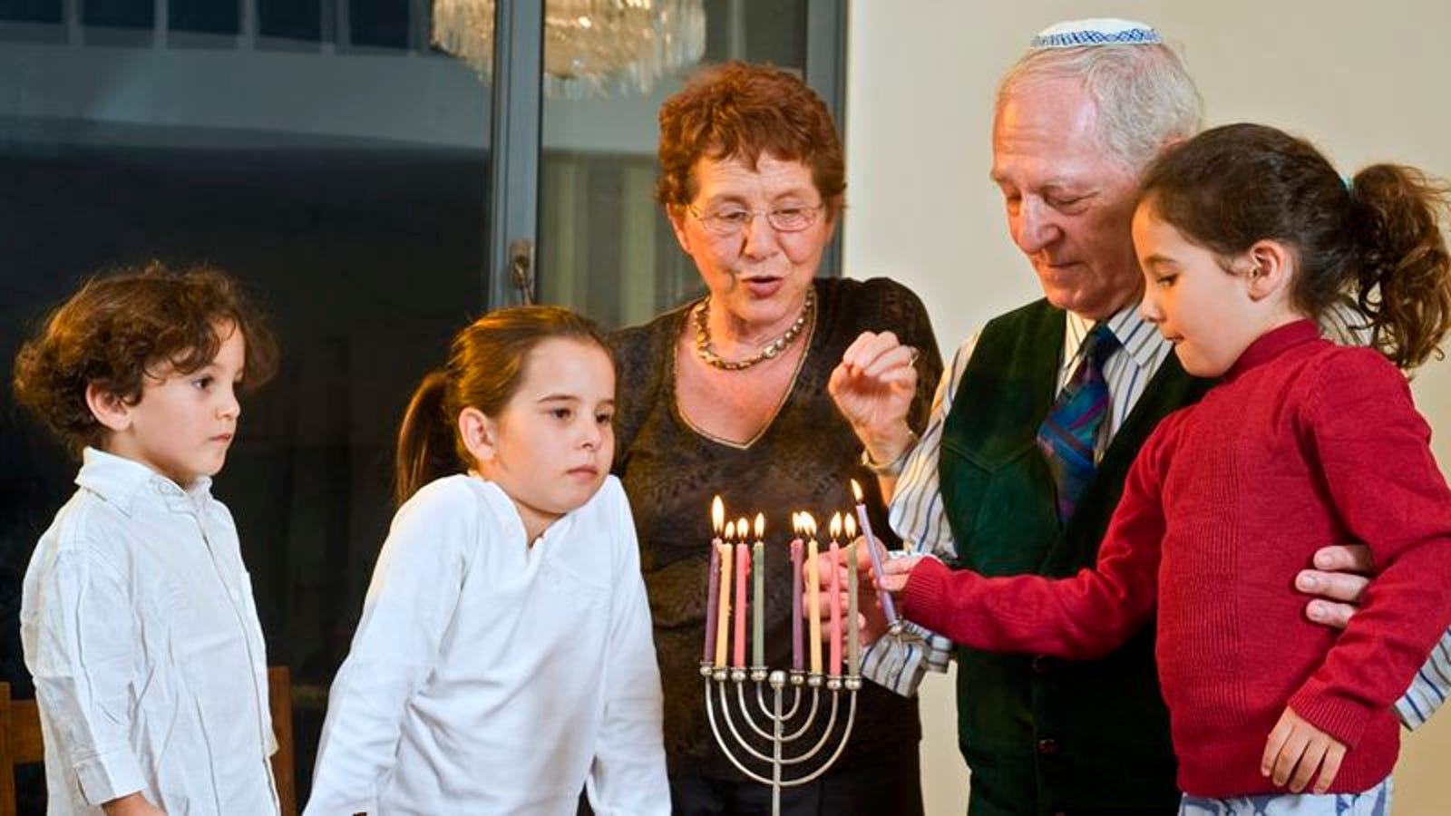 Will Hanukkah Consume You?