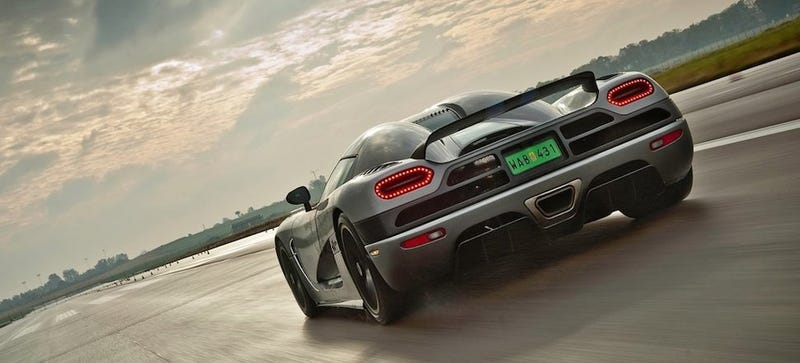 Illustration for article titled Koenigsegg Recalls Exactly 1 Agera