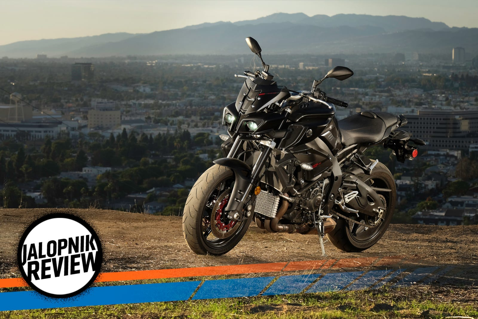 The 2017 Yamaha FZ-10 Is A Wild Everyday Commuter I Never