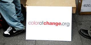 ColorOfChange.org is one of several groups heading to D.C. for the March on Washington anniversary. (Joe Corrigan/Getty Images)