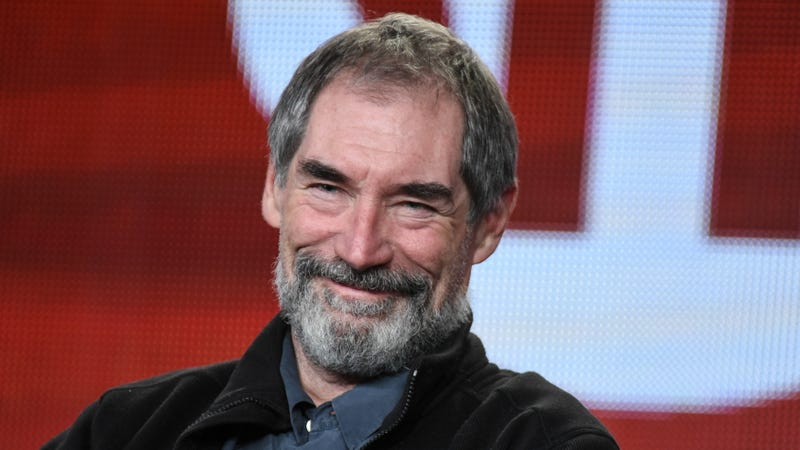 Time Lord and former 007 Timothy Dalton is ready for his next role.