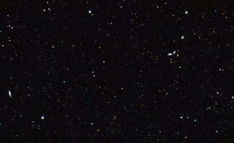 Estábamos terriblemente equivocados sobre el número de galaxias que hay en el universo