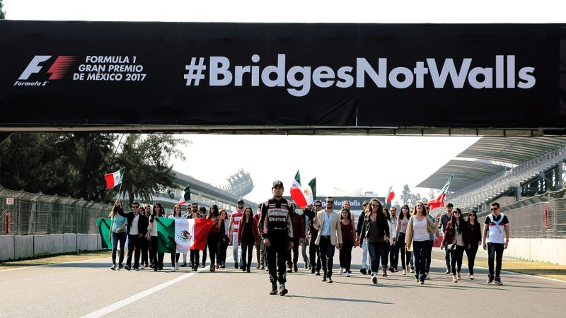 Photo credit: Mexican Grand Prix