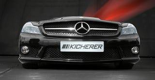 Illustration for article titled Kicherer 2008 Mercedes SL 63 AMG Fails To Eroticize