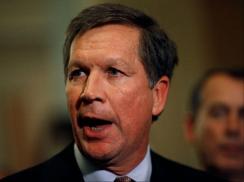 Ohio Gov. John Kasich (Getty Images).