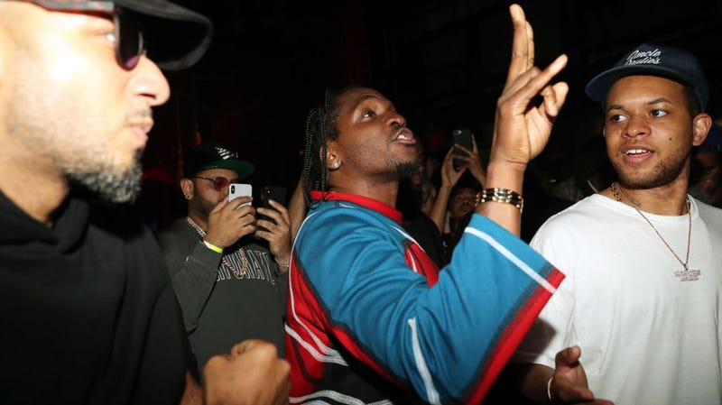 Illustration for article titled The bracing, brilliant Daytona is uncut Pusha T