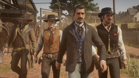 Red Dead Redemption 2: The Kotaku Review