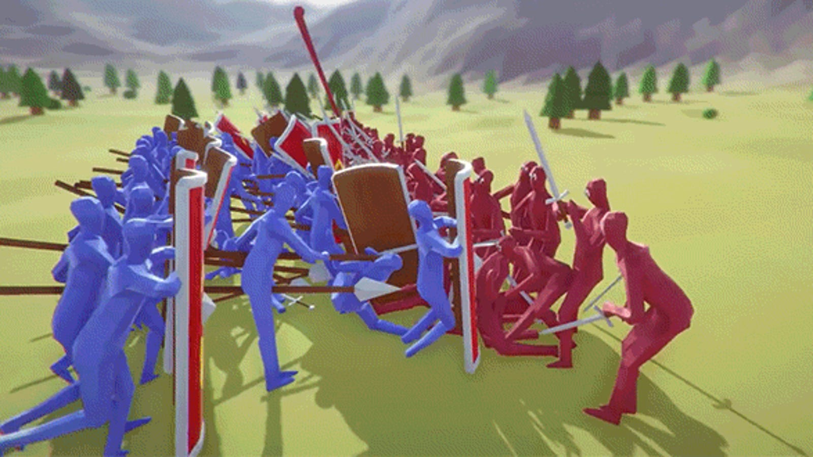 This Totally Accurate Battle Simulator Might Be the Most Ridiculous Video Game Ever