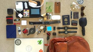 The Tech CEO's Daily Bag