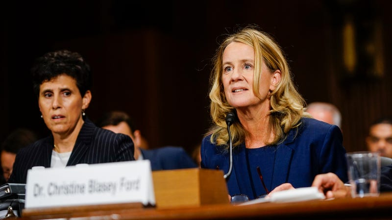 Illustration for article titled Dr. Christine Blasey Ford Is Still Receiving Death Threats