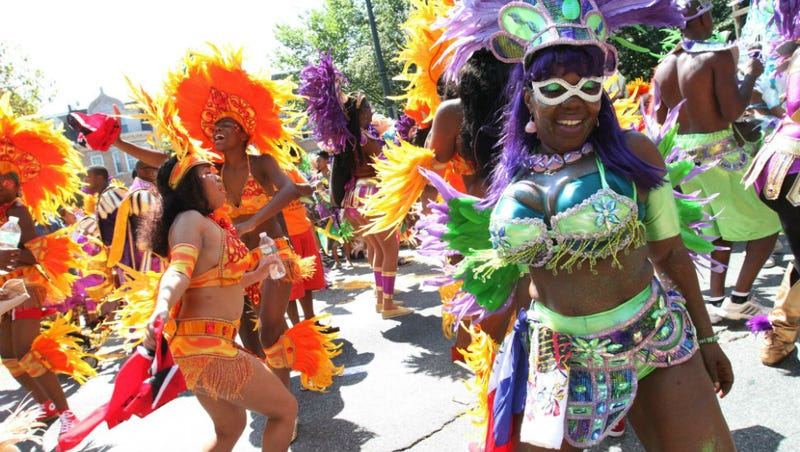 Illustration for article titled West Indian Day Parade Revelers Look Better Than Anyone Else Anywhere Today