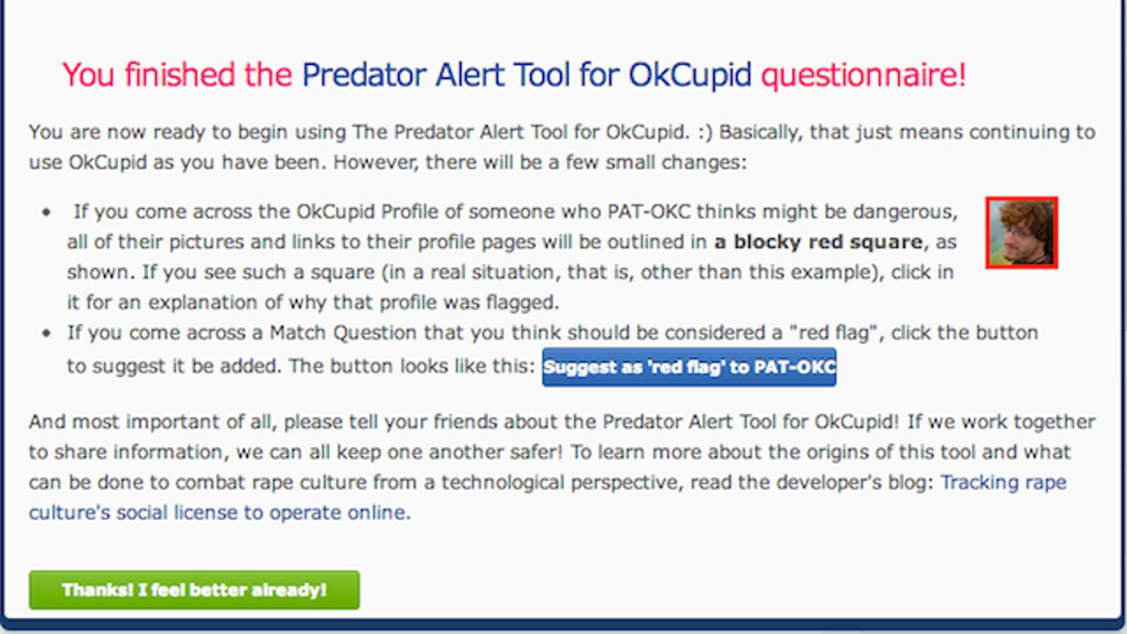 Is okcupid safe