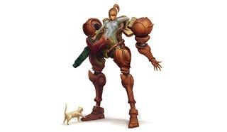 Illustration for article titled It's Break Time For Metroid's Samus