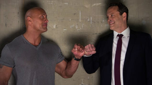 """The Rock hits Sundance with a """"secret"""" screening of the crowd-pleasing Fighting With My Family"""