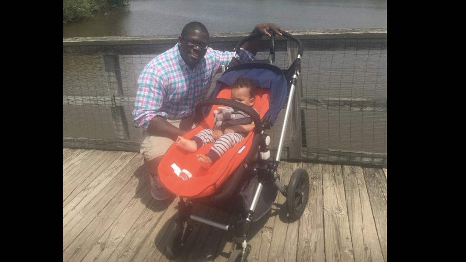 "Black Father Stopped by Security After White Woman Called About a ""Suspicious Man With a Baby"" in D.C. Park"