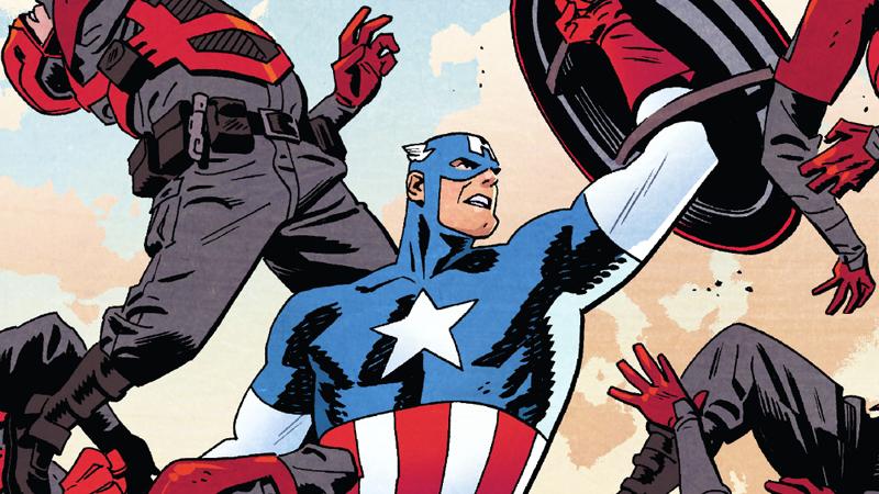 Image: Marvel Comics. Art by Chris Samnee and Matthew Wilson