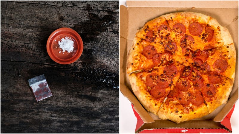Illustration for article titled Cocaine is delivered faster than pizza, survey finds