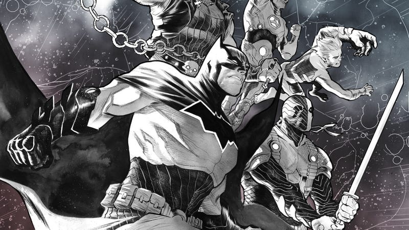 The Justice League Is About to Get a Whole Lot Bigger and Weirder