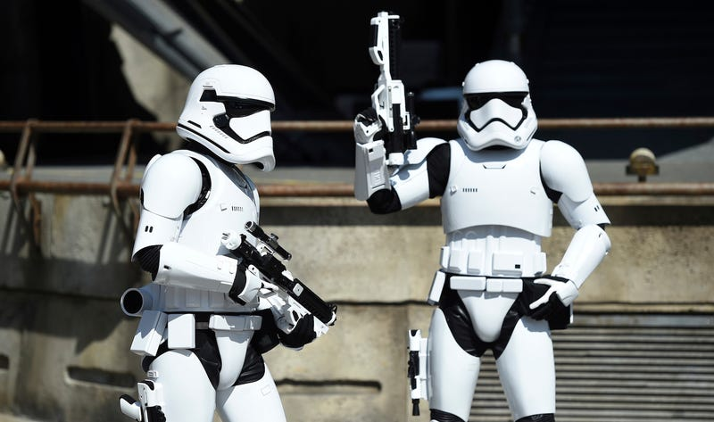 Illustration for article titled Disney prohíbe el cosplay de Star Wars en el nuevo parque temático Galaxy's Edge
