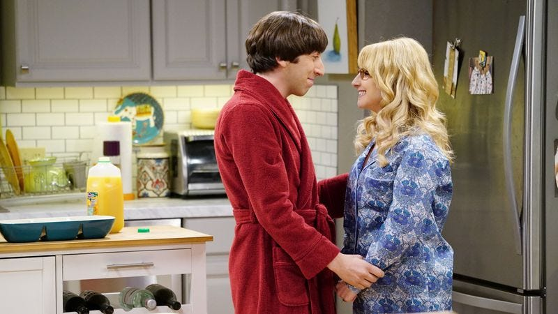 Illustration for article titled The Big Bang Theory is set to bring a baby into the mix