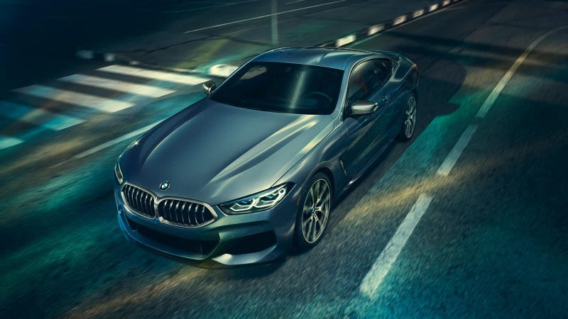 Illustration for article titled The 2019 BMW 8 Series starts at $111,900