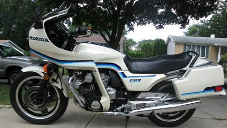 For $3,500, Will This 1982 Honda CX500 Turbo Blow You Away?