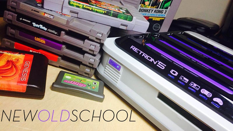 Illustration for article titled The Saturday Morning Stream: Live From The RetroN 5 [Show Over]