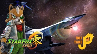 Illustration for article titled Hot Take: Star Fox Zero & Star Fox Guard (Wii U)