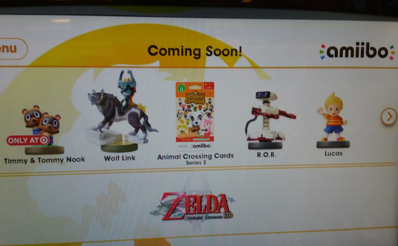Illustration for article titled New Amiibo and Exclusives Revealed