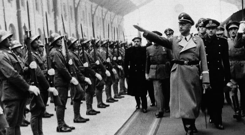 Cuando los nazis fueron a España en busca del Santo Grial