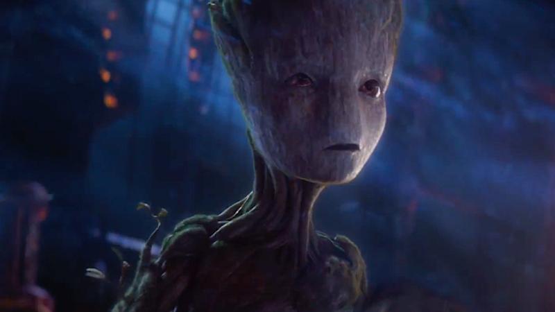 Groot in Avengers: Infinity War.