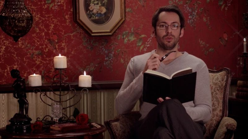 Watch Martin Starr read a filthy letter James Joyce wrote to his wife
