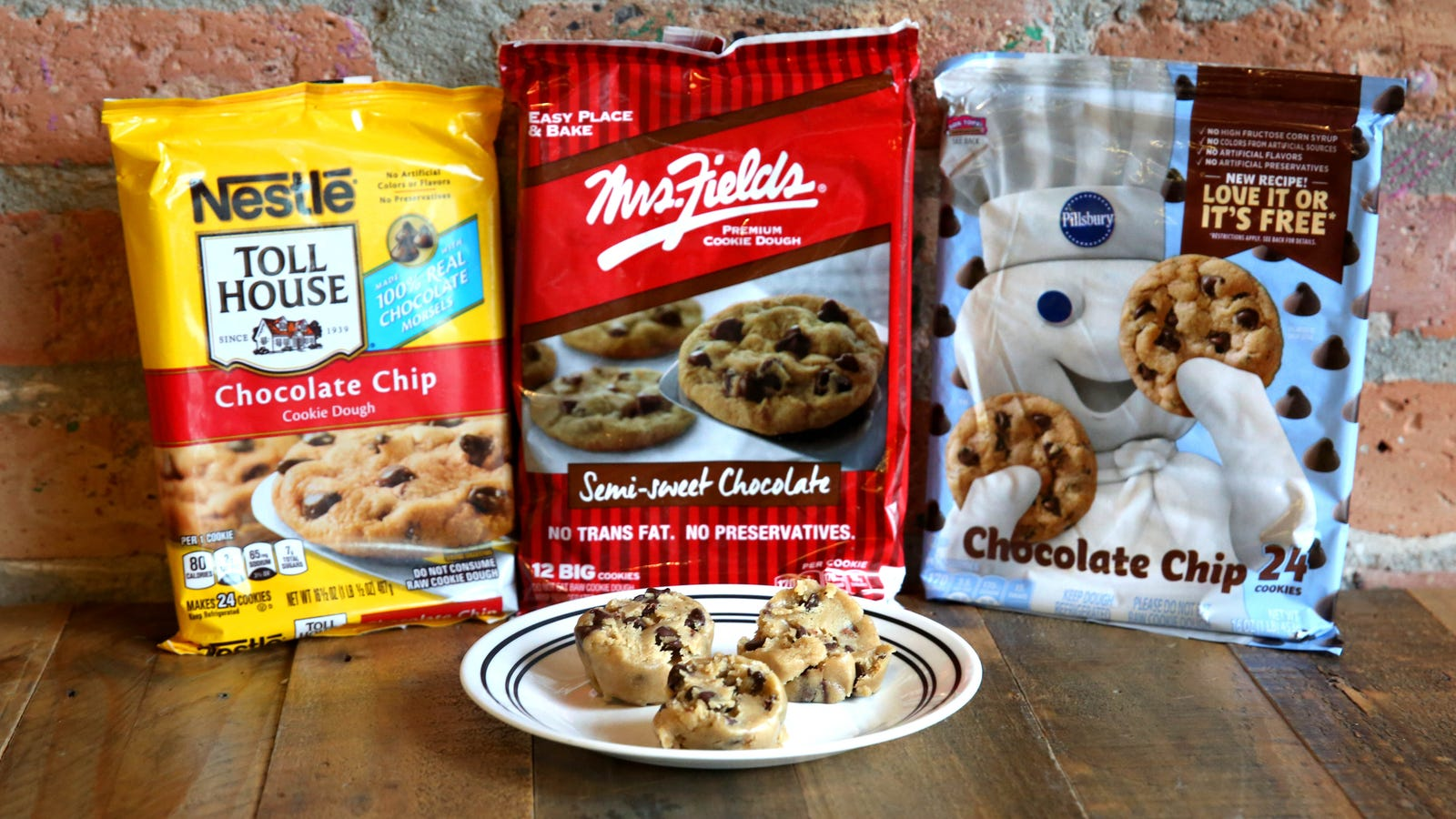 Toll Houses New Cookie Dough Tastes Like Pumpkin Pie