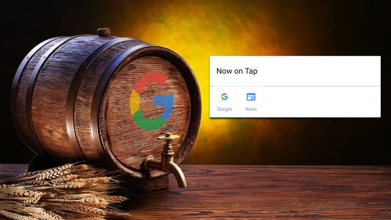 Illustration for article titled Google Now On Tap Is Cool, But It's Not That Useful Yet
