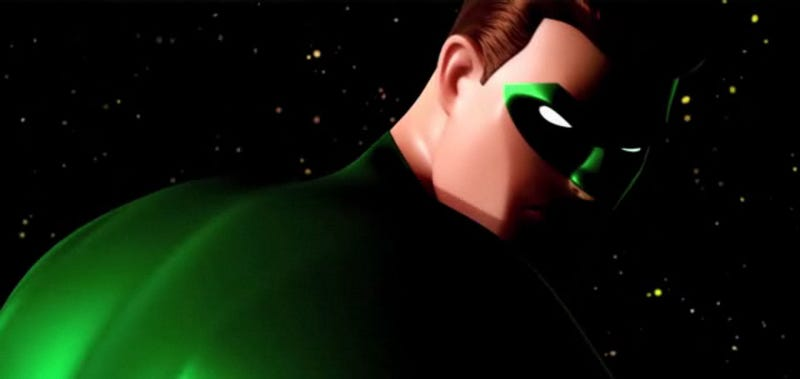 Illustration for article titled This Week's TV: Green Lantern lights up our TV screens, and Ridley Scott talks science fiction!