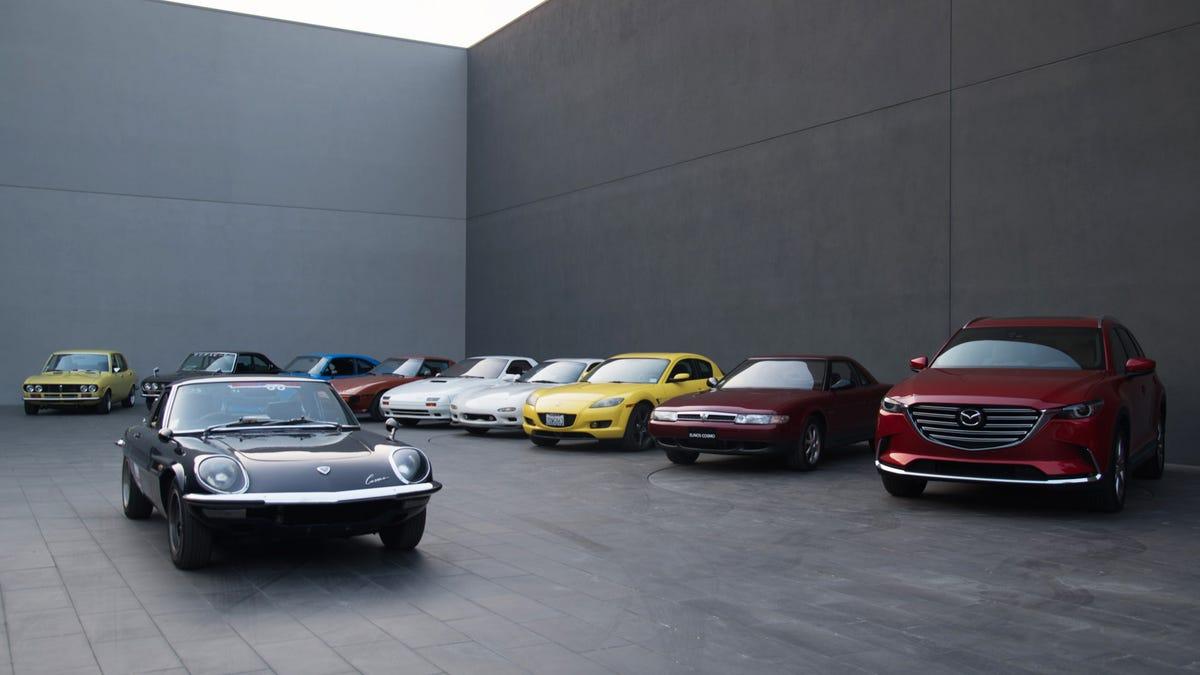 Whatu0027s Itu0027s Like To Drive Mazdau0027s Rotary Greatest Hits On Californiau0027s Best  Roads