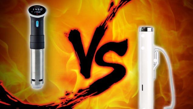 Sous Vide Showdown: The Anova vs. The Joule