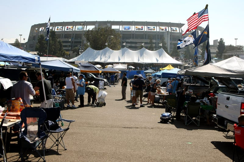 Man Fined 280 For Throwing Football At Chargers Tailgate