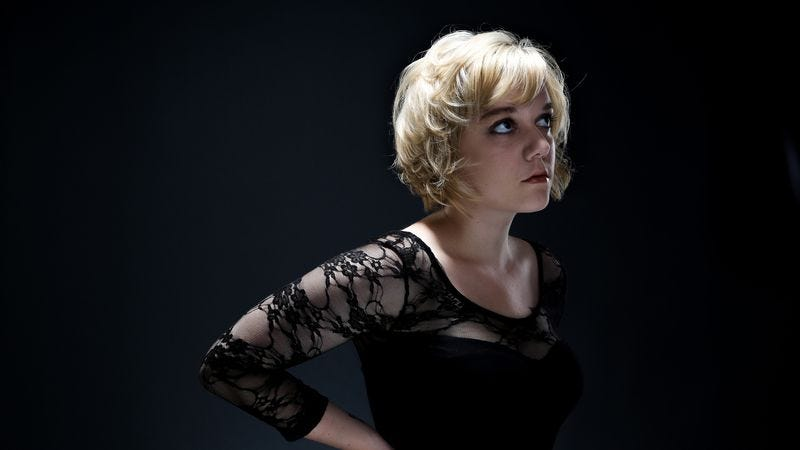 Illustration for article titled Hopelessness drives country singer Lydia Loveless to new musical heights
