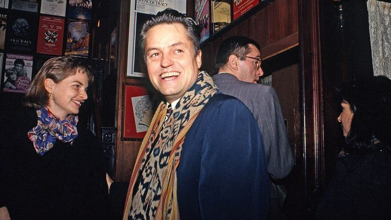 Demme in 1989. (Photo:  Catherine McGann /  Getty Images)