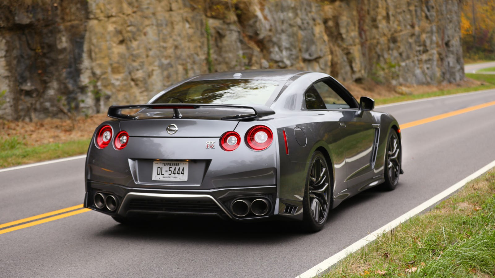 A New Nissan GT-R Is Cheaper Than It's Been In Years