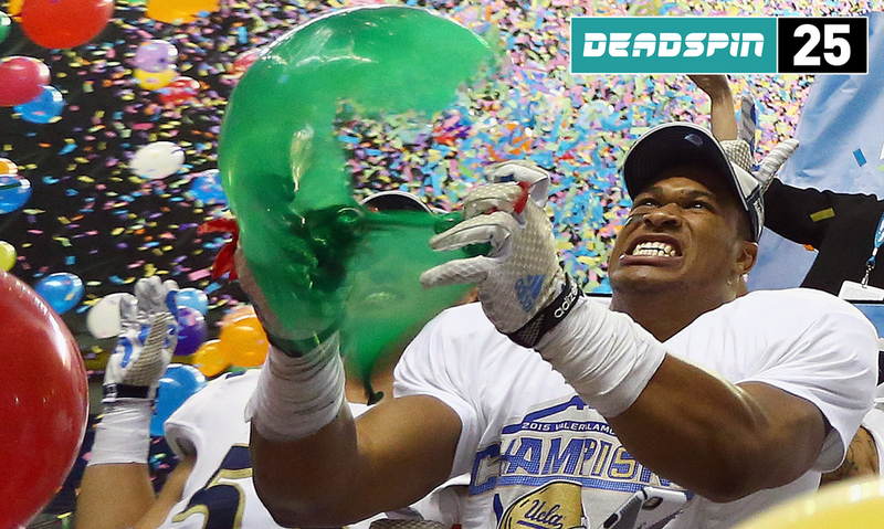 Illustration for article titled Deadspin 25: If UCLA Gets A Decent Quarterback, Get Out Of The Way