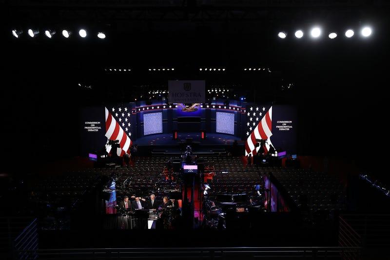 Donald Trump Hillary Clinton Presidential Debate September 26 2016