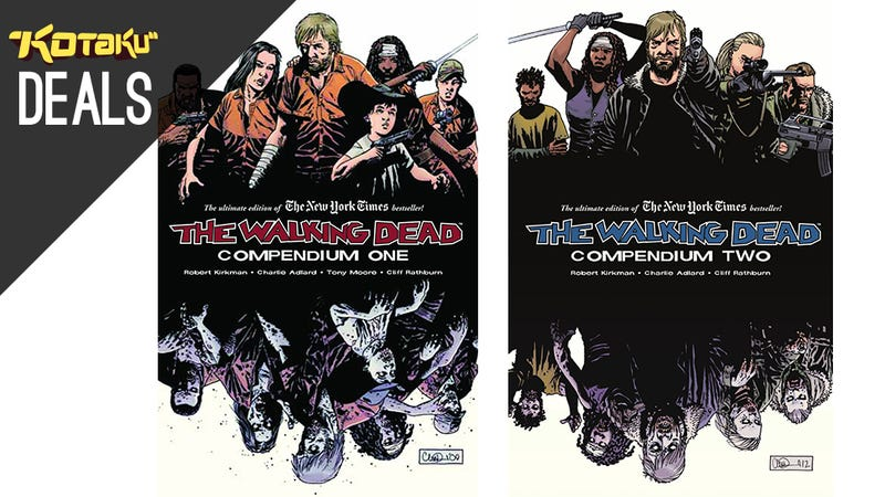 Illustration for article titled The Walking Dead Compendium, Game Of Thrones, Humble Weekly [Deals]