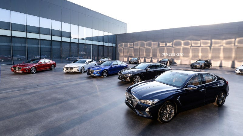 Illustration for article titled Hyundai Will No Longer Restrict Genesis Sales Through Select Dealerships (Updated)