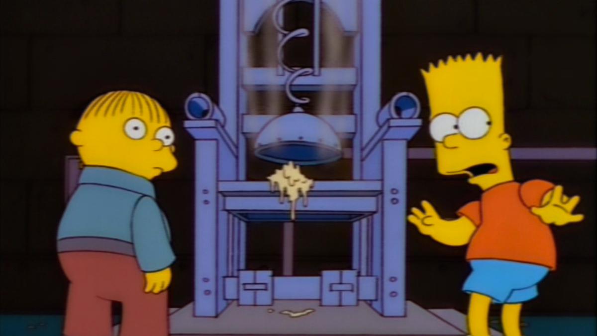 The Simpsons returns to the unbearable lightness of being Ralph Wiggum